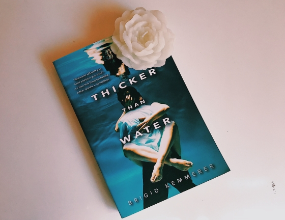 thicker than water brigid kemmerer resenha